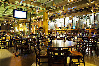 How Do You Feel About TVs in Restaurants?