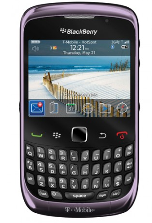 BlackBerry Curve 3G Coming to T-Mobile