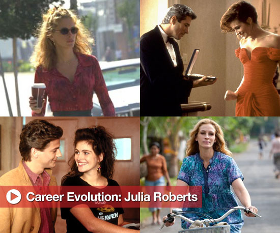 Julia Roberts Career Retrospective