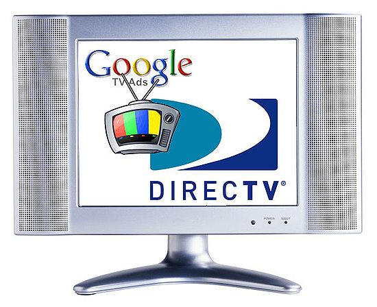 New DirecTV and Google TV Ads Partnership