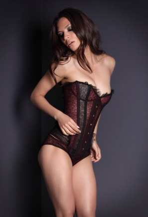 Trend Talk: Agent Provocateur's Lavish Winter Collection