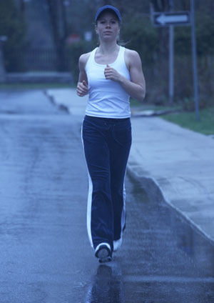 Tips For Exercising in the Rain