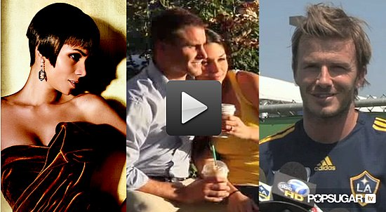 Halle Dishes on her Breakup with Gabriel Aubry, a Bachelorette Proposal, and David Beckham Playing Soccer Again