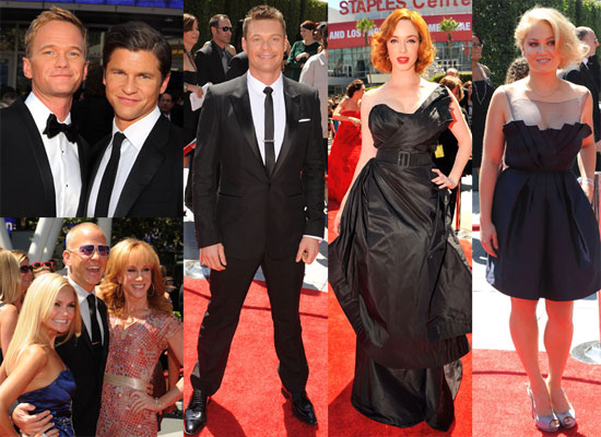 Photos from the 2010 Creative Emmy Awards