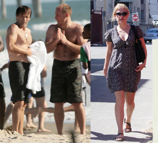 Pictures of Anna Paquin and Stephen Moyer the Day After Their Wedding