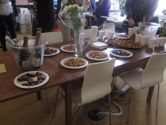 Have You Ever Hosted a Party in Your Office?