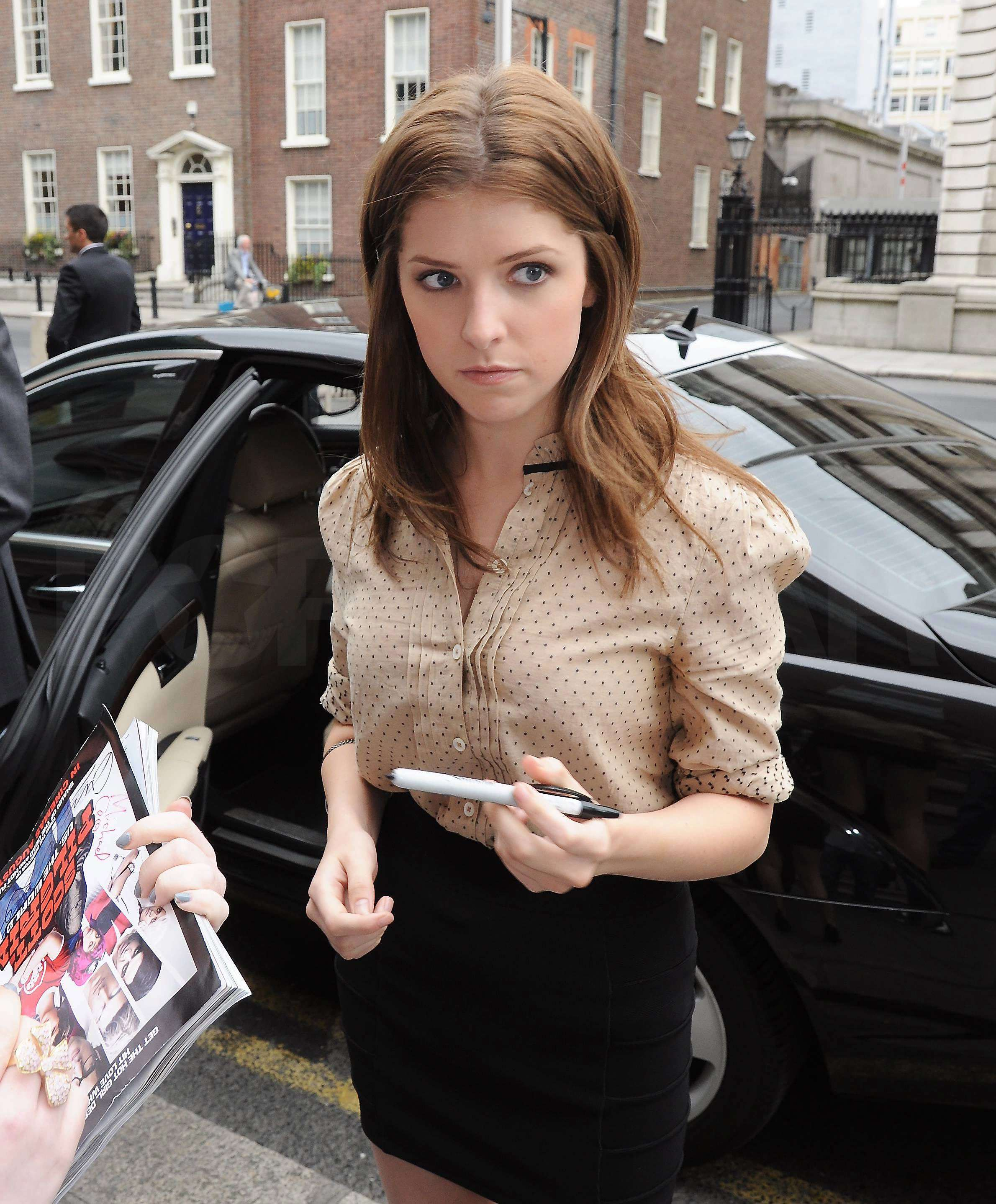 Pictures of Anna Kendr... Anna Kendrick Brothers