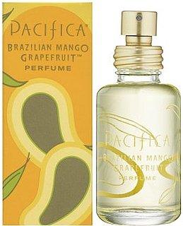 Enter to Win Pacifica Brazilian Mango Grapefruit Spray Perfume