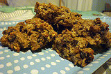 Oatmeal Wheat Germ Cookie