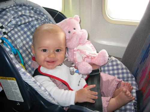 Buying Airplane Ticket For Babies