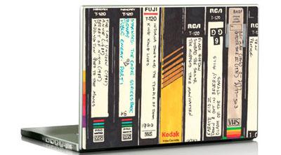 VHS Tape Gadget Skins