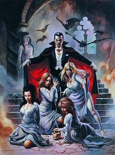 Ms Kitty's Movie News:  Dracula Year Zero