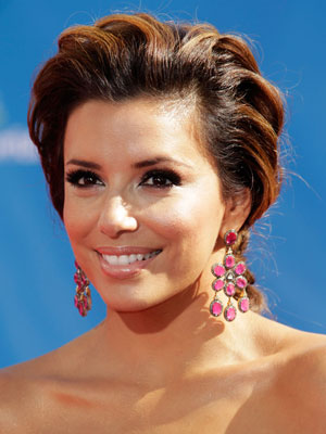 Eva Longoria Parker at 2010 Emmy Awards