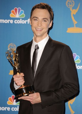 Jim Parsons Talks About Winning Best Lead Actor in a Comedy at the 2010 Emmys 2010-08-29 18:33:51