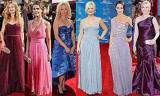 Pictures of Anna Paquin, Lea Michele, Heidi Klum, Nina Dobrev, Dianna Agron, Sofia Vergara, Tina Fey and More at 2010 Emmys