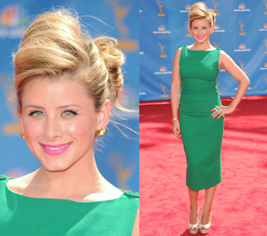 Lo Bosworth at 2010 Primetime Emmy Awards