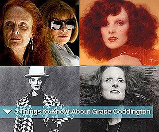 Five Things to Learn in Grace Coddington's Memoir