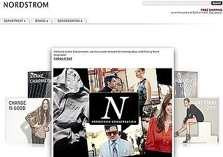 Nordstrom Gets a Face Lift