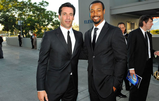 Pictures From Creative Arts Emmy Ceremony