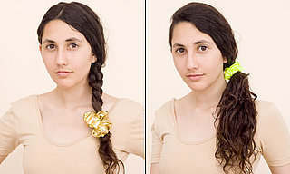 American Apparel Persists in Pushing Scrunchies