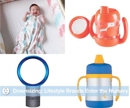 Lifestyle Brands With Baby Products