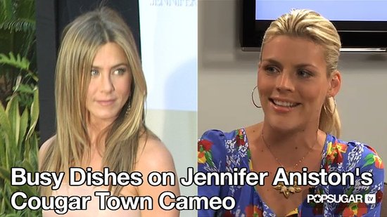 Jennifer Aniston Cameo on Cougar Town 2010-08-26 11:00:07