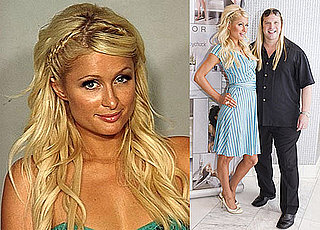 Pictures of Paris Hilton at an Event in Las Vegas Hours Before Her Arrest