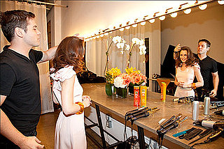 How to Get Leighton Meester's Soft Wave Hairstyle