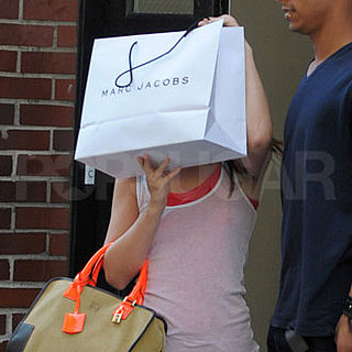 Guess Who Was Spotted Leaving the Marc Jacobs Store?