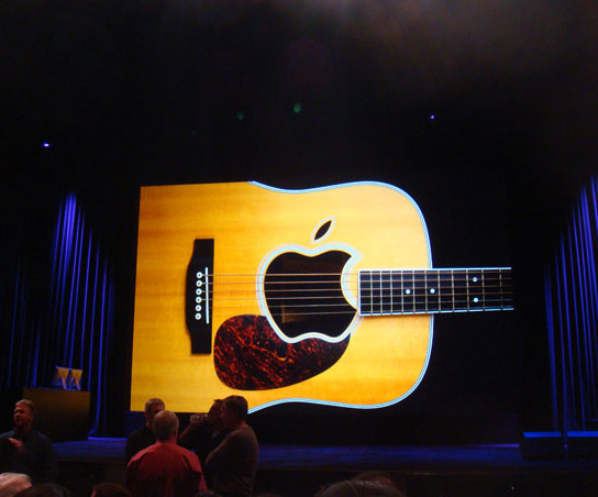 Apple's Big Music Event Doesn't Disappoint