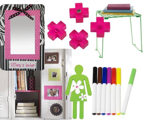 Cute Locker Accessories For Girls