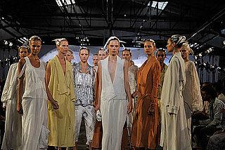 Spring 2011 New York Fashion Week: Alexander Wang