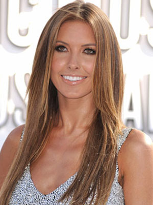 Audrina Patridge at 2010 MTV VMAs