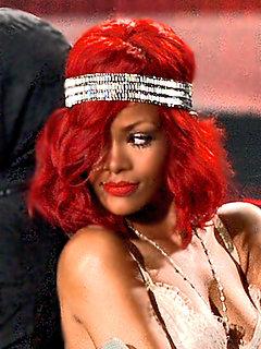 Rihanna at 2010 MTV VMAs