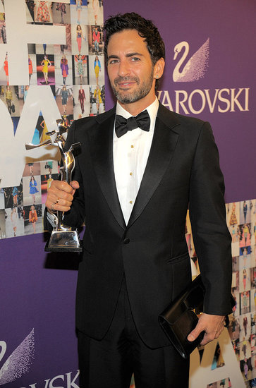 Marc Jacobs Scouting New York Cafe Location; Also: His Spring 2011 Show Is Not Front Row-Only