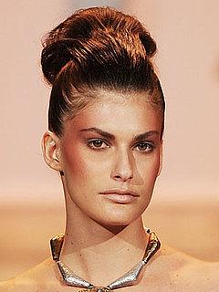 Spring 2011 New York Fashion Week: Christian Siriano Hairstyle