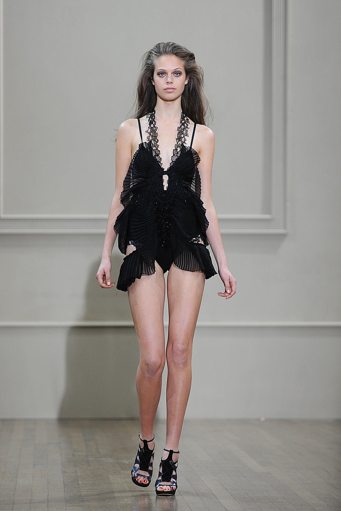 2011 Spring London Fashion Week: Julien Macdonald