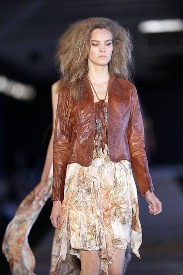 Spring 2011 New York Fashion Week: Diesel Black Gold