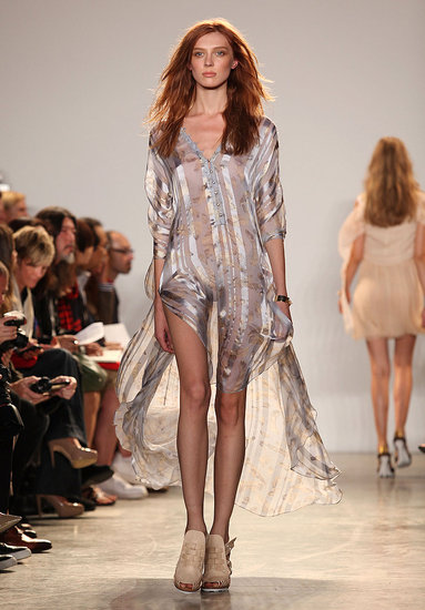 Spring 2011 New York Fashion Week: Thakoon