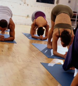 Passing Gas in Yoga Class