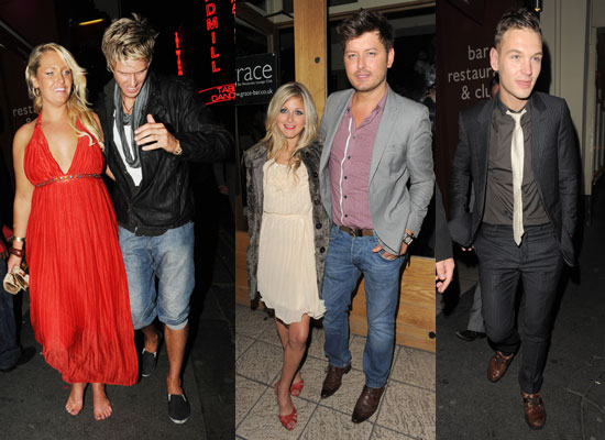 Pictures of Big Brother Wrap Party