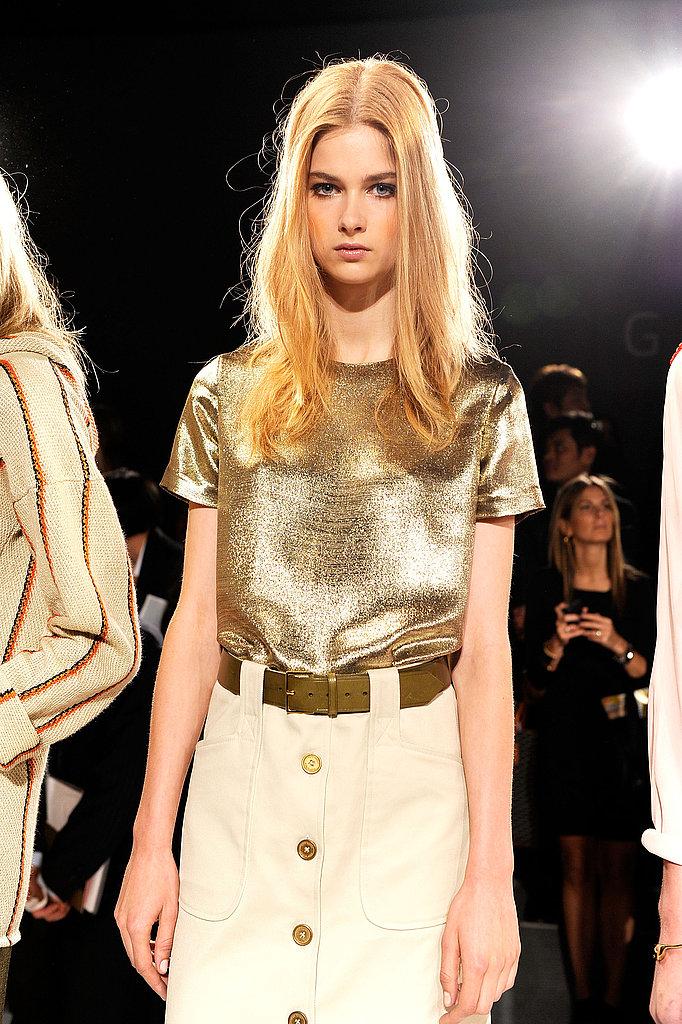 2011 Spring New York Fashion Week: Tory Burch