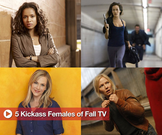 Fall TV's 5 Kickass Characters