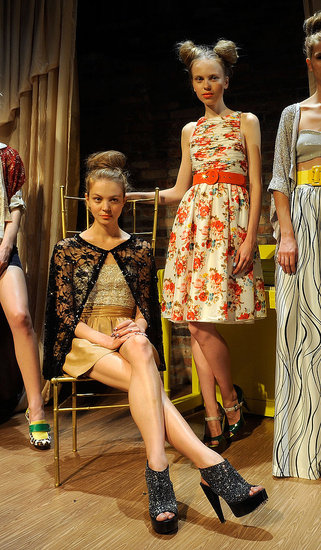 Spring 2011 New York Fashion Week: Alice & Olivia