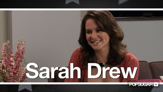 Video of Sarah Drew Talking About the New Season of Grey's Anatomy and the Hot Guys