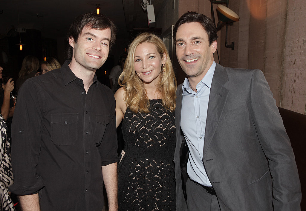 Jon Hamm at the Details Dinner in New York