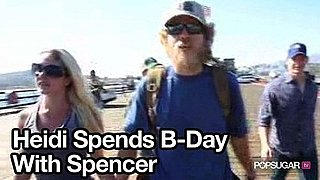Video of Heidi Montag and Spencer Pratt in Santa Barbara For Heidi's Birthday 2010-09-16 10:42:06
