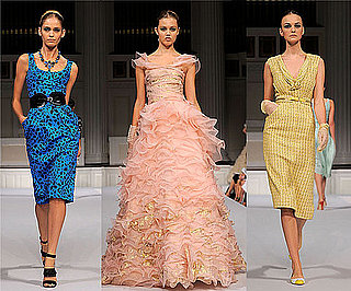 Pictures From the 2011 Spring Oscar de la Renta Show