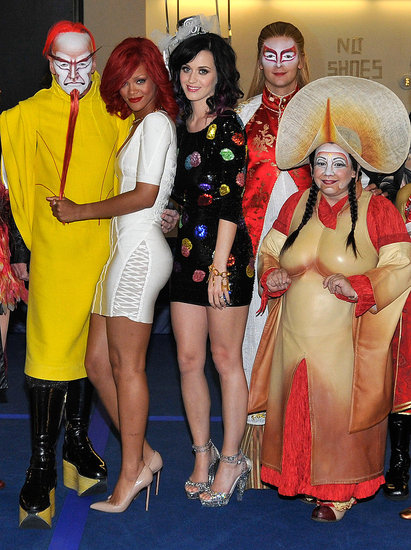 Katy Perry's Bachelorette Party in Vegas