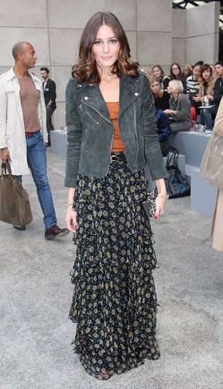 Pictures of Olivia Palermo at London Fashion Week